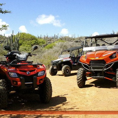 #1 Off-road Tour on the Island.