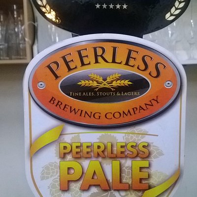 Award Winning Peerless Pale