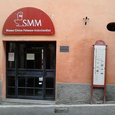 """Entrata Museo Civico """"Palazzo Guicciardini"""""""