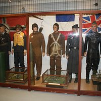 Uniforms of different nationalities