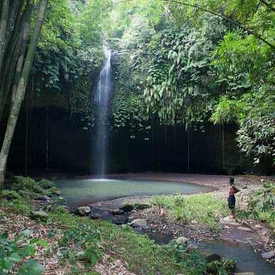 Singsing waterfall, pujungan, pupuan, Tabanan - bali, Indonesia