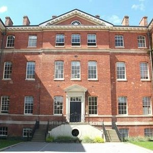 Old Worcester Royal Infirmary, home of The Infirmary Museum