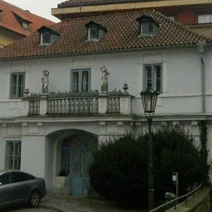 House on channel