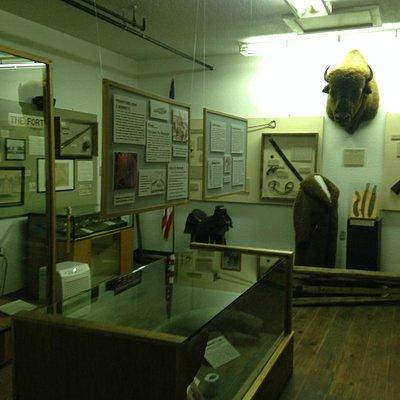 Museum eposition