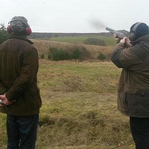 A great place. Prices of clays and cartridges were about half what we pay down South!