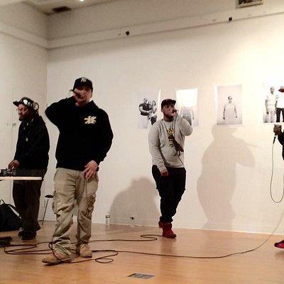 Bronx Arts Alliance event- 3/6/15