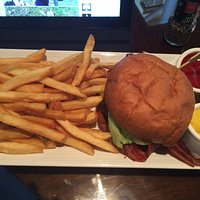 Angus Burger  is very good