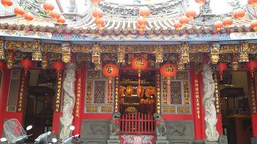 宜蘭媽祖廟
