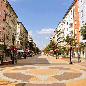 Within walking distance: Vitoshka Boulevard