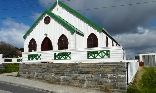 Tabernacle Free Church, Stanley, East Falklands