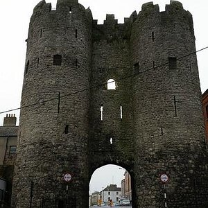 Lawerence Gate opposite side