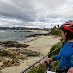 The Coast south of Vigo