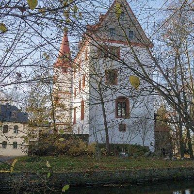Schloss Schlettau - Außenansicht 3
