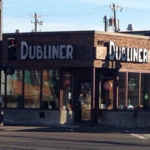 Dubliner pub - St Paul