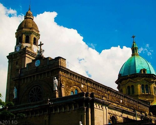 Newly renovated Manila Cathedral