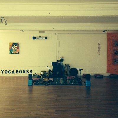 Yoga Bones Studio Paddington