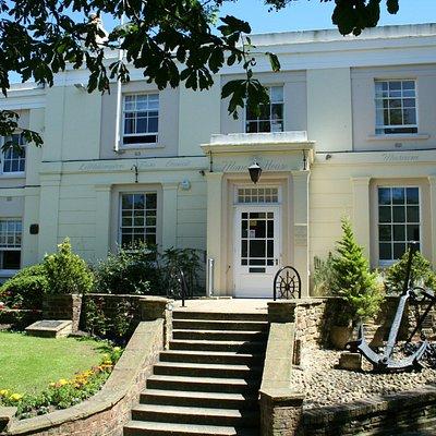 Littlehampton Museum's home at Manor House