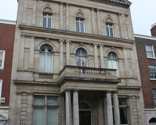 Grand lodge Dublin