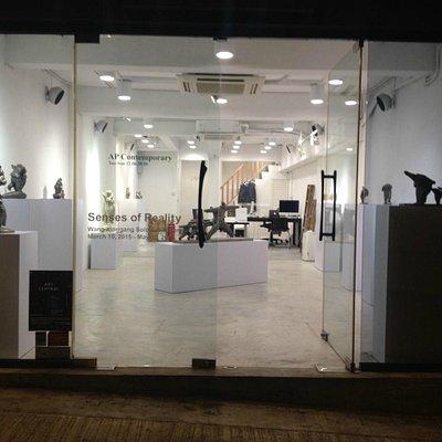 Wang Xinggang Solo Exhibition
