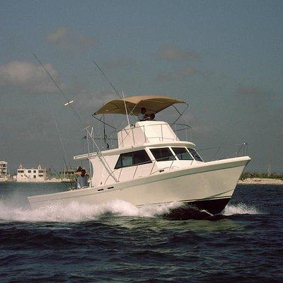 "Defender 46"" para pesca deportiva"