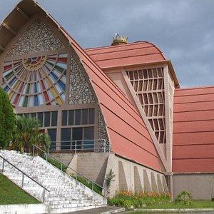 Igreja Matriz Nossa Senhora Mãe dos Homens - Urubici SC