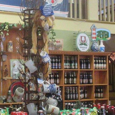 Gourmet Haus Stadt & Beer Garden Staudt, Redwood City, Ca