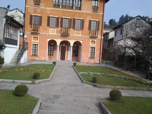 Orta San Giulio - villa Bossi