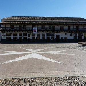 Detalle de la plaza