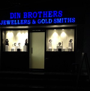 Din Brothers Jewellers Benaulim SINCE 19434