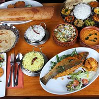 Authentic dishes at The Cochin Bedford