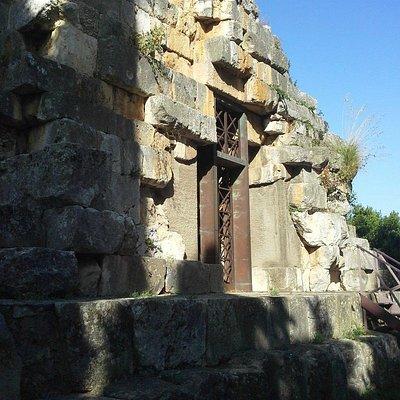 ingresso interno torre