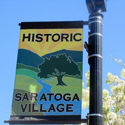 Historic Saratoga Village, Saratoga, Ca