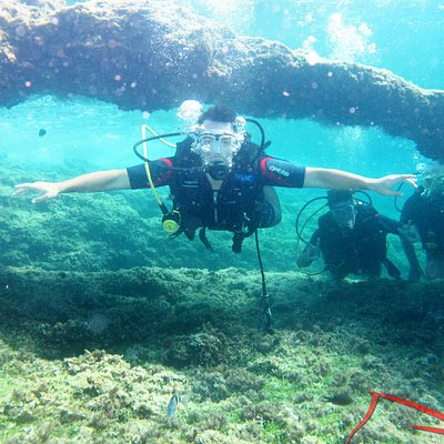 Bautizos buceo / Dive try