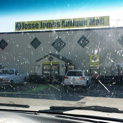 Jessie James Antique Mall
