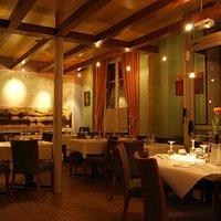 Salle en haut du Restaurant Les 3 Napoli à Clamart