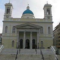Entrée de l'église St Nicolas