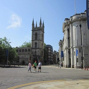 St Mary's Church on Lowgate, Hull