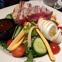 Ahi Tuna Cobb Salad