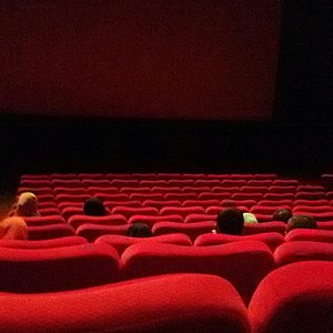 Lets go to cinema together At csb mall