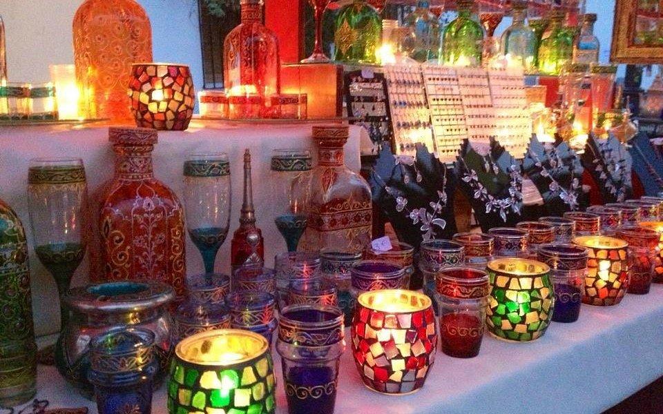Festival Luna Mora - Candle Seller