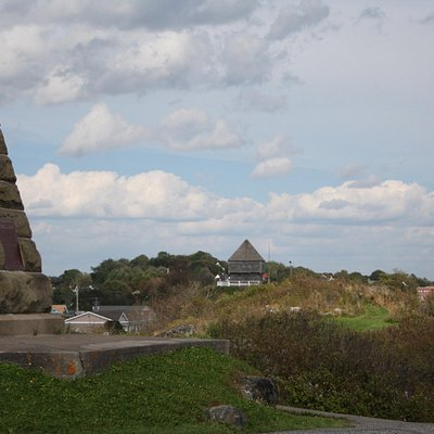 First Nations Treaty Monument - Fort Howe
