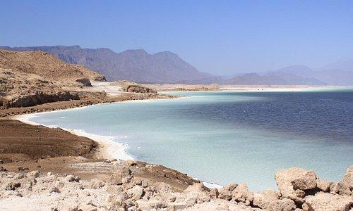 lago Assal - Djibouti