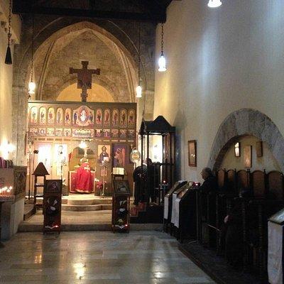 San Giovanni Crisostomo - Interno