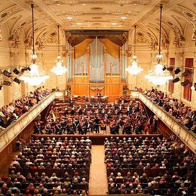 Musikvereinskonzert im Stephaniensaal