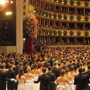 Opening of the Vienna Opera Ball - Opernballeröffnung