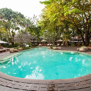 The Garden Swimming Pool at the Woodlands Hotel & Resort