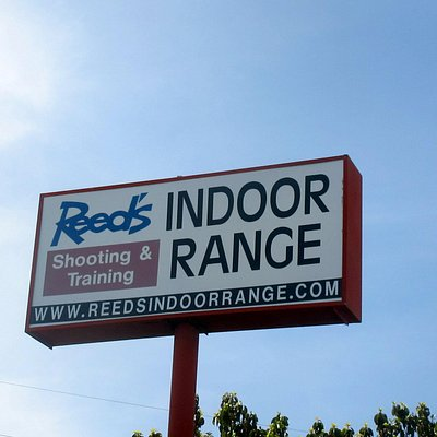 Reed's Indoor Range, San Jose, Ca