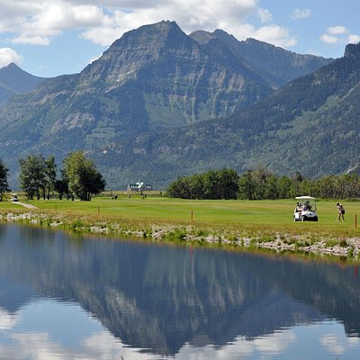 Waterton Lakes Golf Course