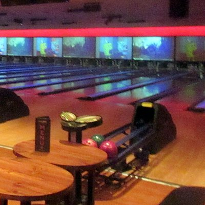 Bowling Alley, San Jose, Ca
