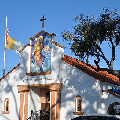 St. John Vianney Chapel, Balboa Island, Newport Beach, CA